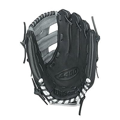Wilson Youth 2015 A450 Yasiel Puig Baseball Glove Wta04rb15yp66 Y-Web