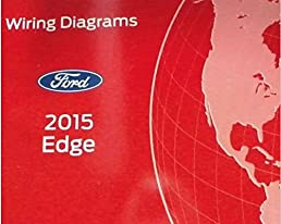 2015 ford edge electrical wiring diagrams diagram service shop rh amazon com ford edge trailer wiring diagram ford edge stereo wiring diagram