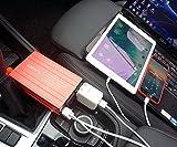 GSPSCN 300W Mini Car Power Inverter DC 12V to