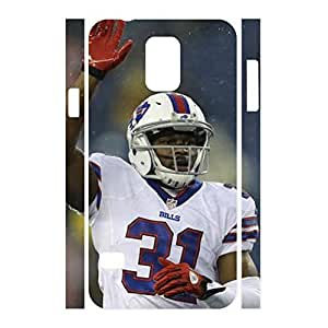 Exquisite Sports Series Football Series Symbol Phone Accessories Shell for Samsung Galaxy S5 I9600 Case
