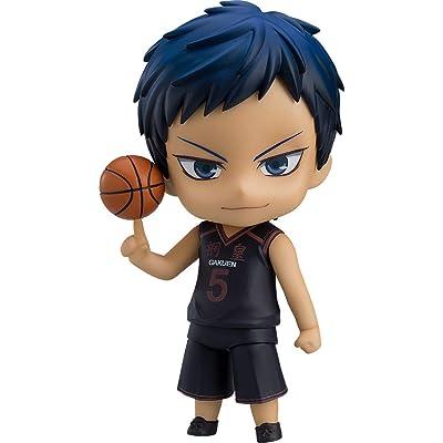 Orange Rouge Kuroko's Basketball: Daiki Aomine Nendoroid Action Figure: Toys & Games