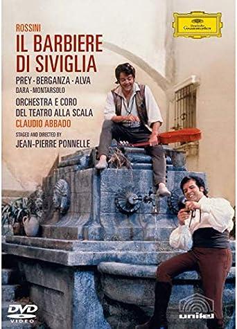 ロッシーニ:歌劇《セビリャの理髪師》 [DVD]