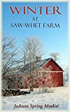 Winter at Saw-whet Farm