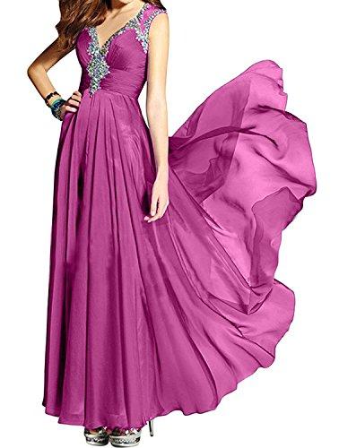 Lamia Braut Damen Elegant Abendkleider Partykleider Festlichkleider ...