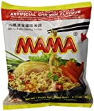 how to microwave rice - Mama Instant Noodle, Chicken Soup Flavor, 3.17 Ounce (Pack of 20)