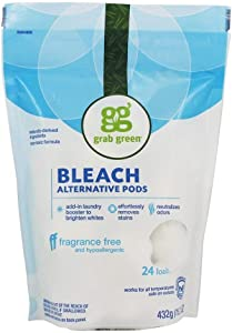 GRABGREEN Bleach Alternative 24 Loads, 24 CT