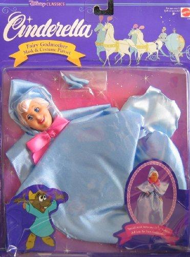 Cinderella Fairy Godmother Costume Playset by Disney -