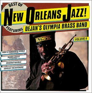 Best of New Orleans Jazz 2 by Olympia Brass Band (Olympia Gifts)
