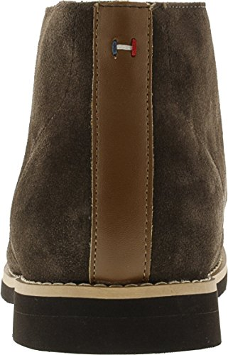 Tommy HilfigerSten Suede - Sten Herren Dark Brown/Medium Brown
