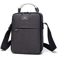 Littleice For DJI TELLO Waterproof Storage Bag Portable Shoulder Bag Durable Handbag (Black)