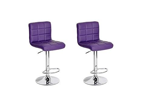 Sgabelli cucina viola er set sgabelli da bar sgabello lounge bar