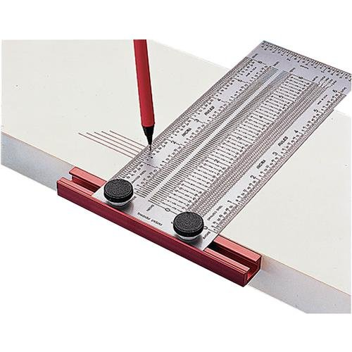 Incra T-RULE06 6-Inch Precision Marking T-Rule by Incra