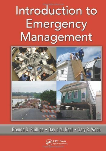 Introduction to Emergency Management by Brenda D. Phillips (2011-10-19)