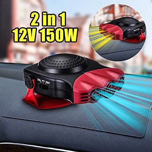 Portable Battery Heater For Car - 4