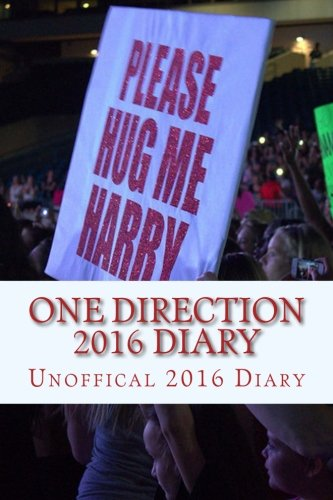 one direction 2015 planner - 1