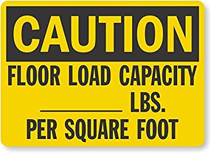 Amazon com: Yetta Quiller Stylish Aluminum Safety Sign, Legend