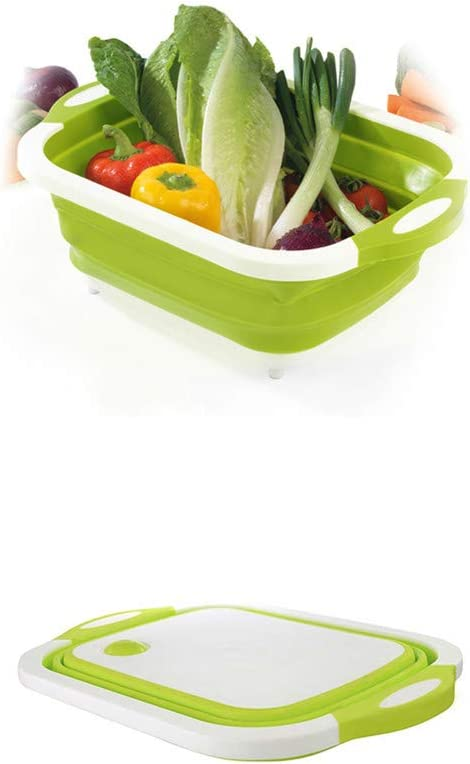 ouying1418 Fruit Plastic Cutting Board Creative Multifunctional Cutting Board Kitchen