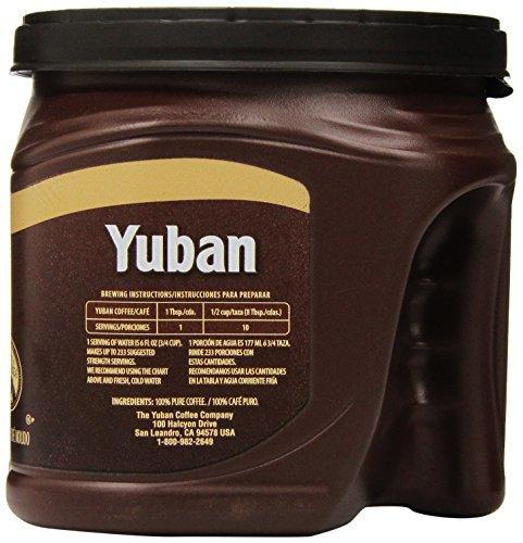 043000047071 - Yuban Ground Coffee Traditional Medium Roast 31 Ounce Canister carousel main 3