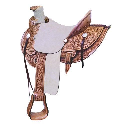 Lone Star Ranch Roper Saddle by Billy Cook Saddlery