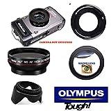 Ultra Wide Angle Lens + Macro + Lens Hood for