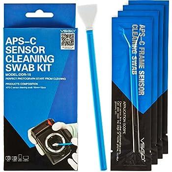 Amazon Com Camera Sensor Cleaning Swab Type 2 Vsog