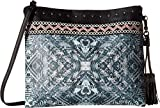 The Sak Women's Tomboy Convertible Clutch by The Sak Collective Black/White Trompe L'Oeil One Size
