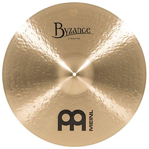Meinl Cymbals B21MR Byzance 21-Inch Traditional Medium Ride Cymbal (VIDEO)