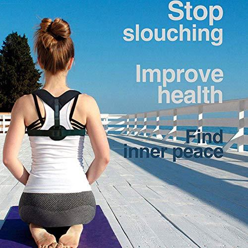 ff414fffb Raoccuy Posture Corrector for Men   Women,Back Brace for Posture Women,Relieves  Upper