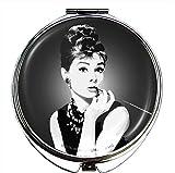 makeup mirror Audrey Hepburn