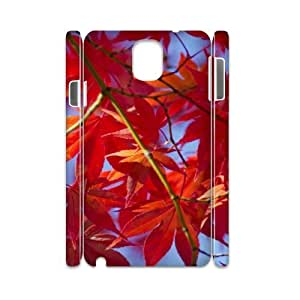 Autumn Scenery CHA1055265 3D Art Print Design Phone Back Case Customized Hard Shell Protection Samsung galaxy note 3 N9000