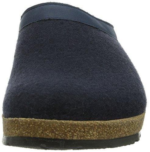 Adult Slippers Grizzly Blue Haflinger Torben Unisex 6qw548g
