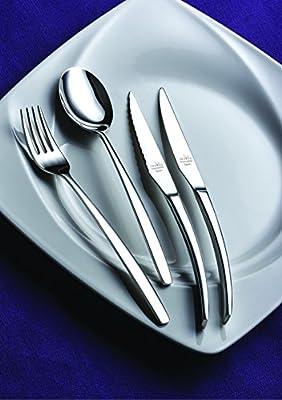 idurgo Athenas Ref. 18000 Cutlery Set, Stainless Steel
