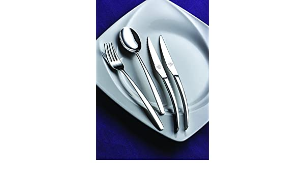 Amazon.com: idurgo Athenas Ref. 18000 Cutlery Set, Stainless Steel: Home & Kitchen