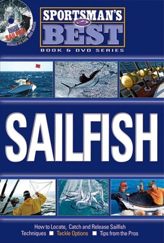 Sportsman's Best: Sailfish Book & DVD Combo