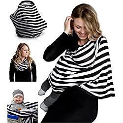 Nursing Breastfeeding Cover Scarf