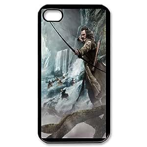 Custom Case The Hobbit for iPhone 4,4S C8V9238670