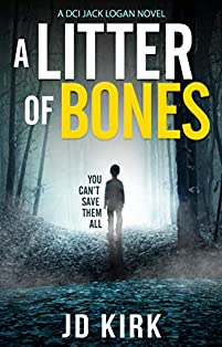 A Litter Of Bones by JD Kirk ebook deal
