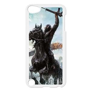 iPod Touch 5 Case White Planet Of Apes Film Illust JNR2116679