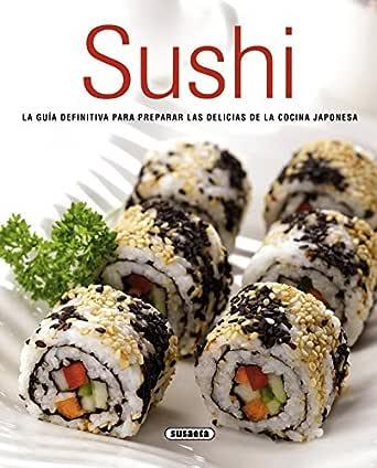 Sushi (El Rincón Del Paladar) eBook: Susaeta, Equipo: Amazon.es: Tienda Kindle