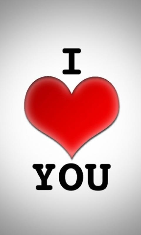 Download 9600 Wallpaper Of I Love You HD Terbaru