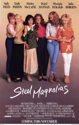 Steel Magnolias - Movie Poster - 11 x 17 ()