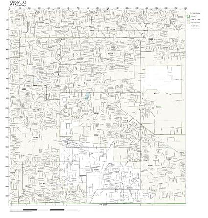 Amazon.com: ZIP Code Wall Map of Gilbert, AZ ZIP Code Map ... on gilbert street map, gilbert and baseline map, gilbert il map, casa grande, gilbert arizona on map, gilbert ar, queen creek, gilbert tx map, gilbert pa map, sun city, phoenix metropolitan area, gilbert high school map, gilbert nc map, gilbert mn map, heber overgaard map, chandler gilbert map, gilbert city map, el mirage, gilbert ia map, maricopa county, bridges at gilbert subdivision map, paradise valley, gilbert california map, gilbert sc map, gilbert school district, apache junction, cave creek, arizona state map, fountain hills,