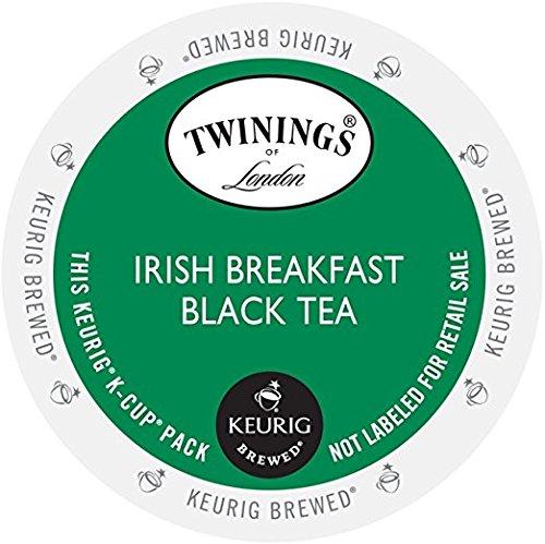 Twinings Irish Breakfast Tea K-Cups 48 Count ()
