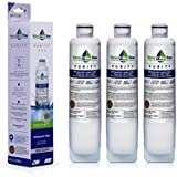 DA29-00020B - Samsung Refrigerator Replacement Water Filter Compatible - WLF- 20B, also fits DA29-00020A, HAF-CIN EXP, 46-9101, Triple-pack