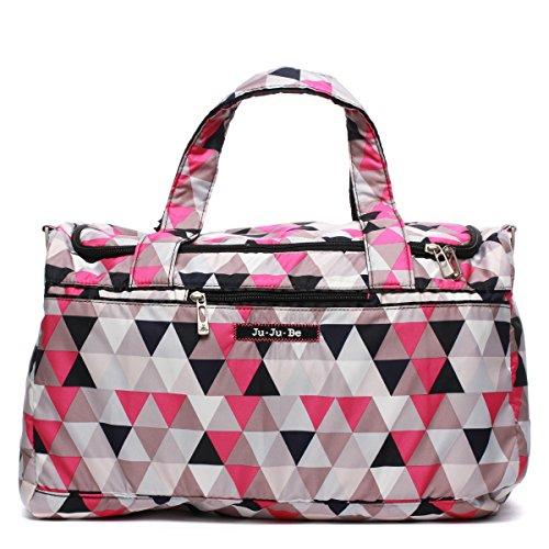 JuJuBe Super Star Oversized Weekender Travel Duffle Bag, Cla