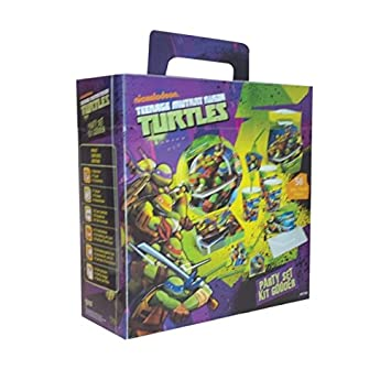 amscan 997790 Tortuga Ninja Mutant para Adolescentes, en Caja ...
