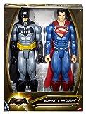 Batman v Superman: Dawn of Justice Batman and Superman Figure 2-pack