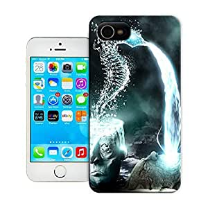 Unique Phone Case Illustration art stone faces water seahorse fountain surreal photoshop painting art Hard Cover for 4.7 inches iPhone 6 cases-buythecase by lolosakes