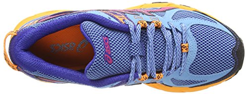 Blue Sonoma Deep Hot Blu Nectarine Donna Scarpe Gel Pink Sportive da Asics SBaK581wqc