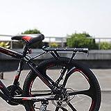 Hiland Bicycle Rear Cargo Rack Aluminum Luggage